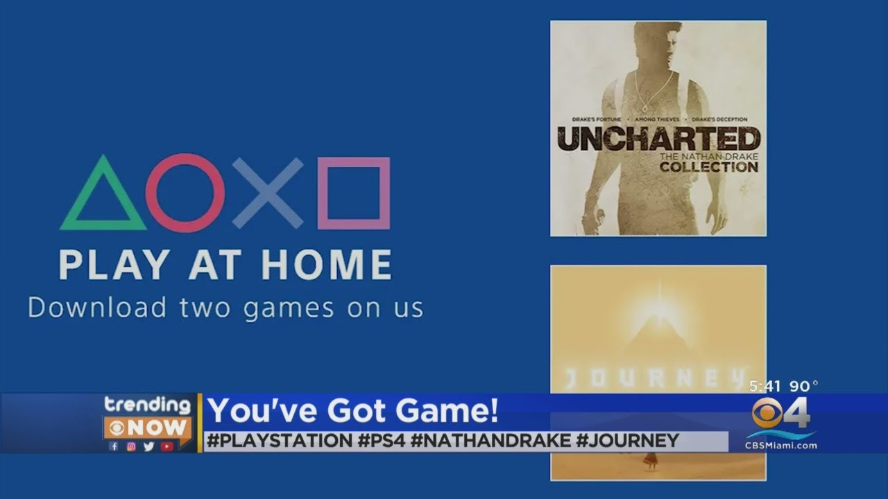 Trending Now: Sony Giving Away Free PlayStation Games - CBS Miami