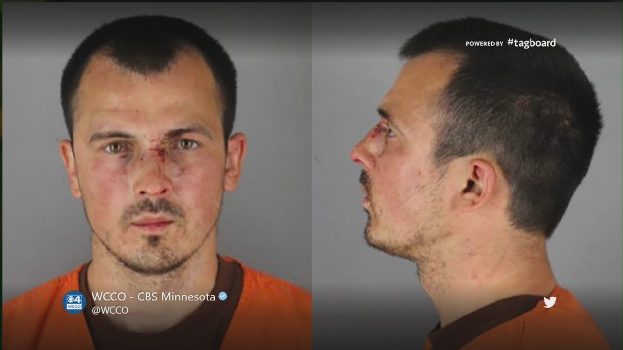 Mug Shot Of Semi-Truck Driver Who Drove Into Crowd On I-35W Released - WCCO - CBS Minnesota