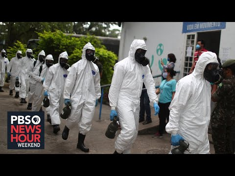 In Brazil, 'the virus has struck pretty ferociously' - PBS NewsHour