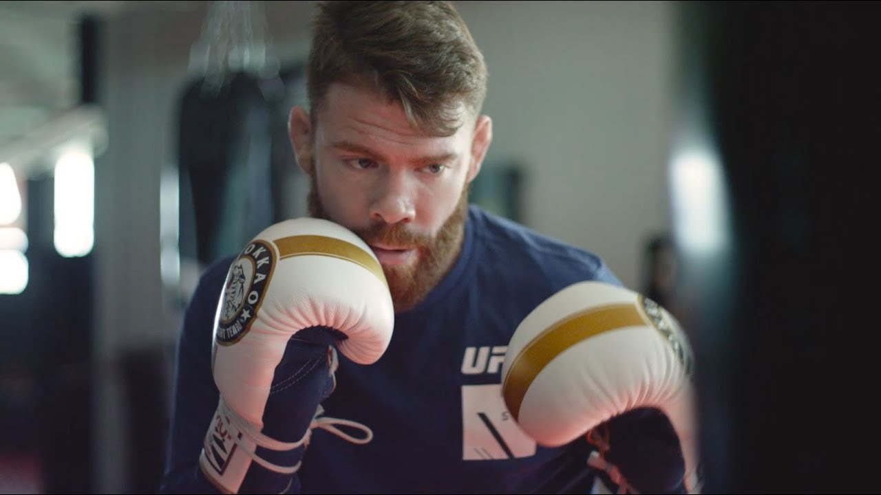 Paul Felder: Warrior Workout – Presented by the U.S. Air Force - UFC - Ultimate Fighting Championship