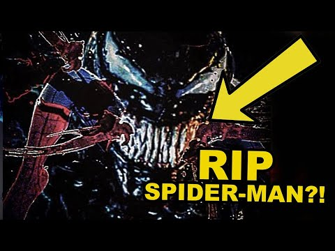 Venom Vs Spider-Man Confirmed? - Let There Be Carnage! - WhatCulture