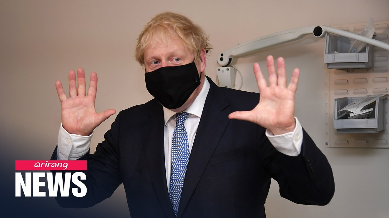 British PM Boris Johnson calls on public to lose weight to reduce risk from COVID-19 - ARIRANG NEWS