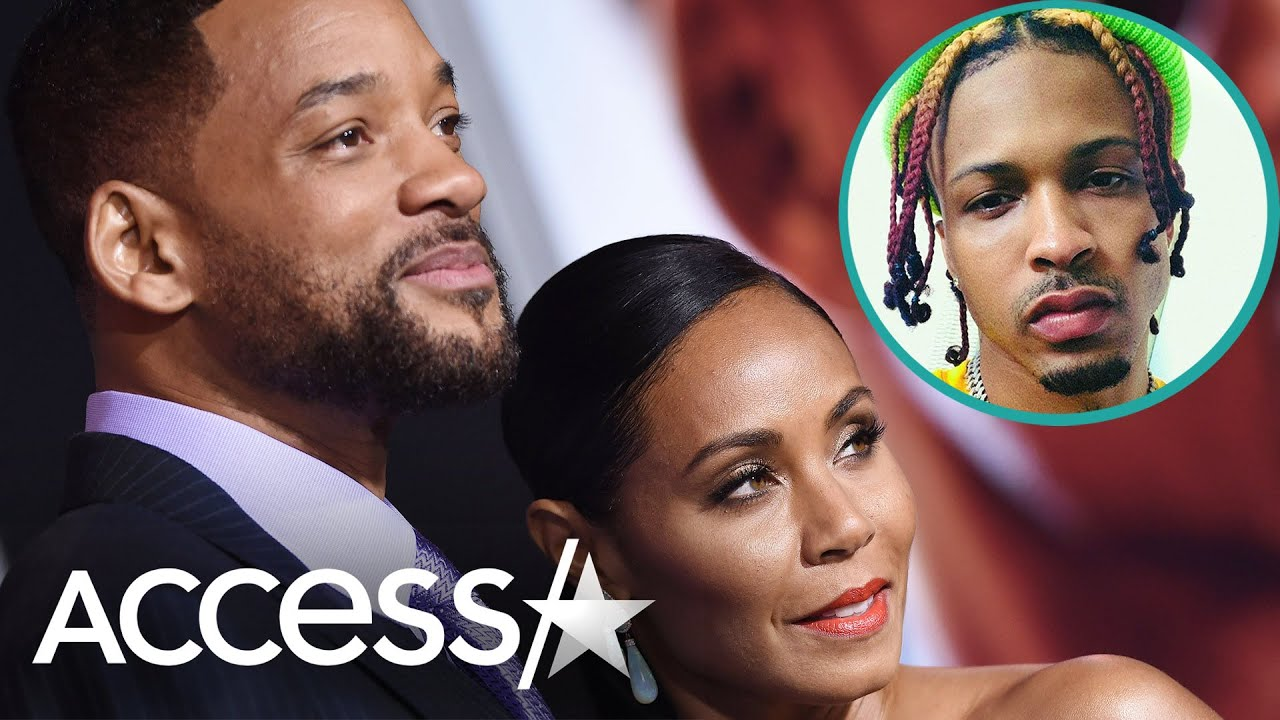 Jada Pinkett Smith Denies Claim She & August Alsina Had An Affair With Will Smith's 'Blessing' - Access