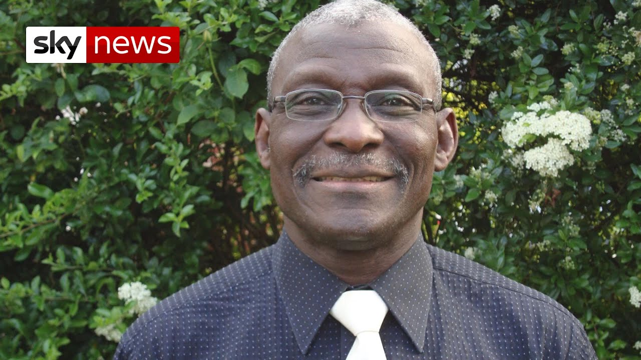 Coronavirus: Top NHS doctor dies after coming out of retirement - Sky News