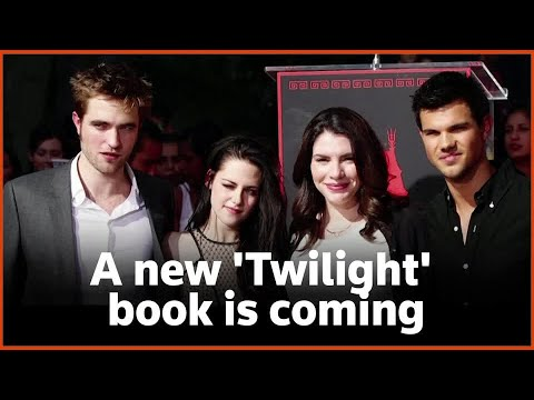 New Twilight book: what's in store? - Reuters