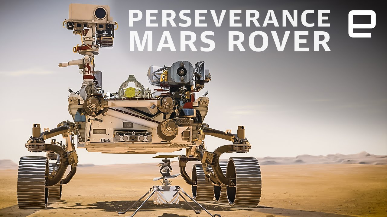 NASA's Perseverance Rover is on its way to Mars - Engadget