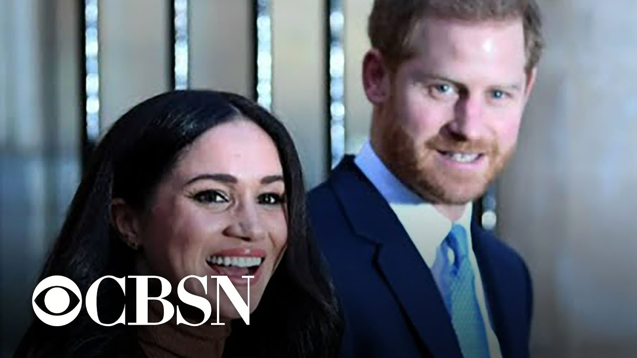 Harry & Meghan to step back: What does the future hold for the Royal Family? - BBC Newsnight - BBC Newsnight