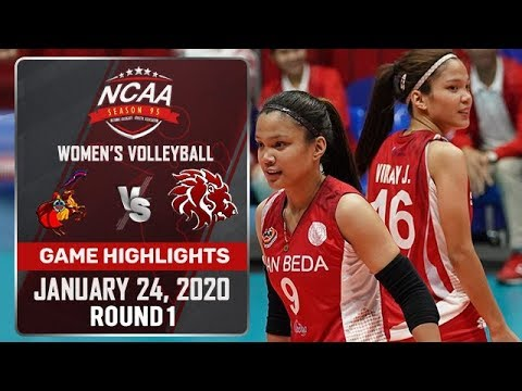CSJL vs. SBU - January 24, 2020 | Game Highlights | NCAA 95 WV - ABS-CBN Sports