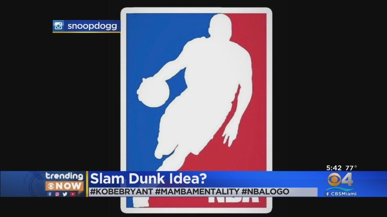 Trending Now: Kobe Bryant Fans Pushing To Have NBA Logo Feature The Lakers Legend - CBS Miami