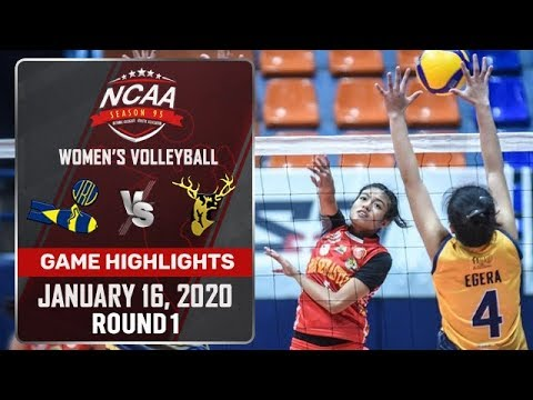 JRU vs. SSC-R - January 16, 2020 | Game Highlights | NCAA 95 WV - ABS-CBN Sports