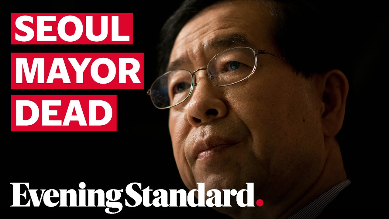 Seoul Mayor Park Won-soon is found dead after he was reported missing - Evening Standard