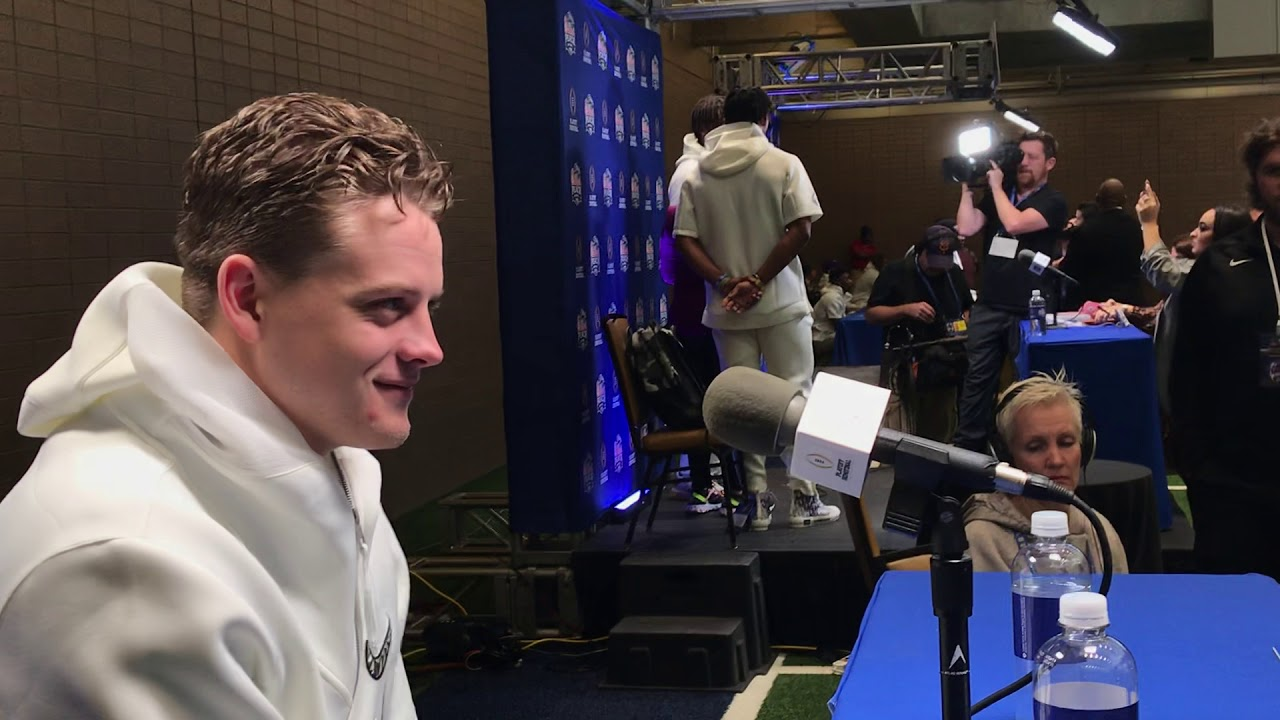 Joe Burrow on why he can't go out to dinner anymore; Q&A with LSU QB at Peach Bowl - The Advocate