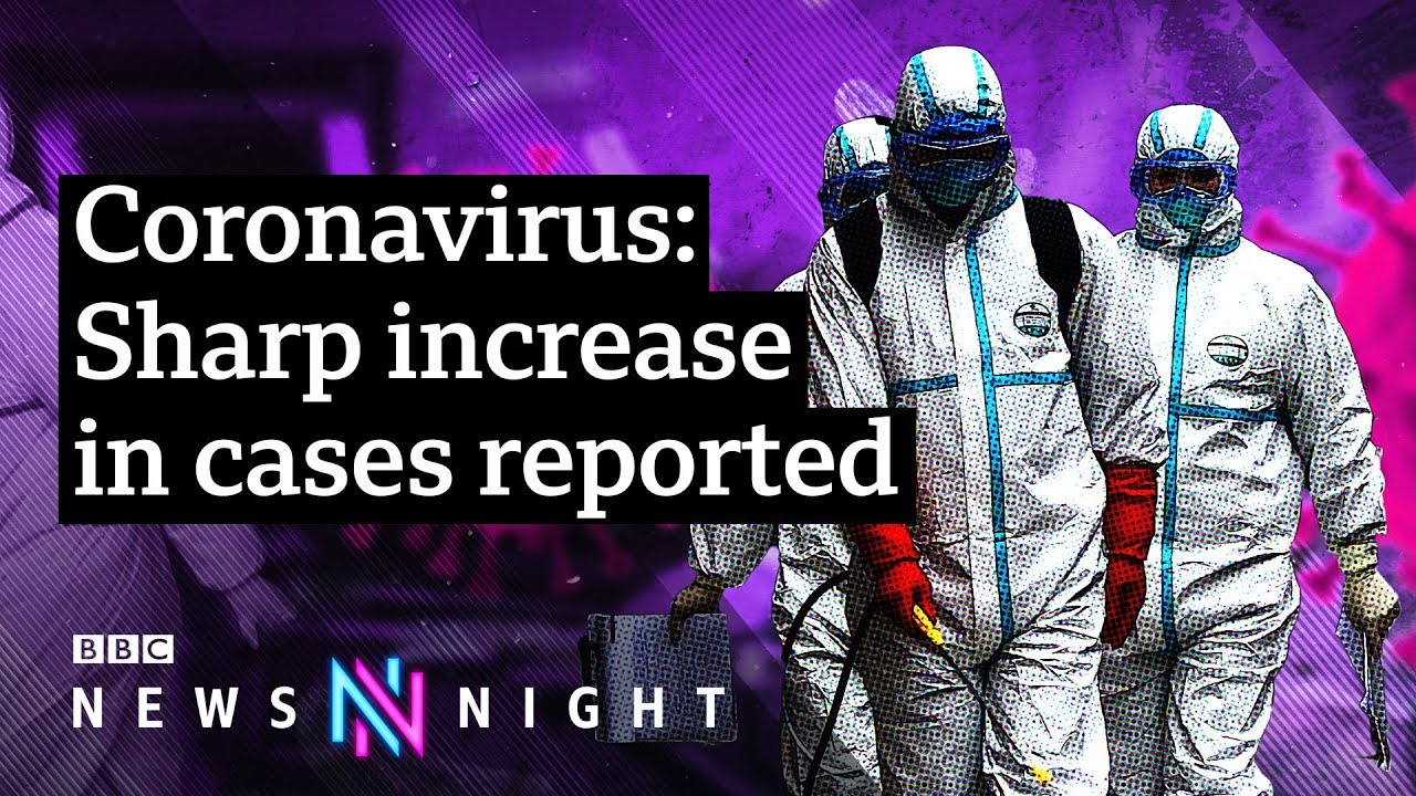Coronavirus: How should China's handling of the crisis inform our response? - BBC Newsnight - BBC Newsnight