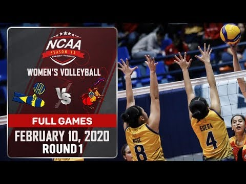 JRU vs. CSJL - February 10, 2020 | Game Highlights | NCAA 95 WV - ABS-CBN Sports