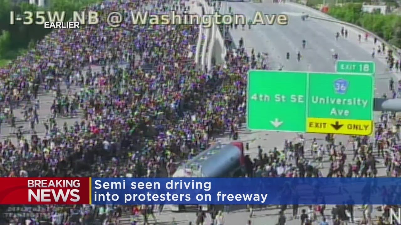 Further Details But Questions Remain On Arrested I-35W Truck Driver - WCCO - CBS Minnesota