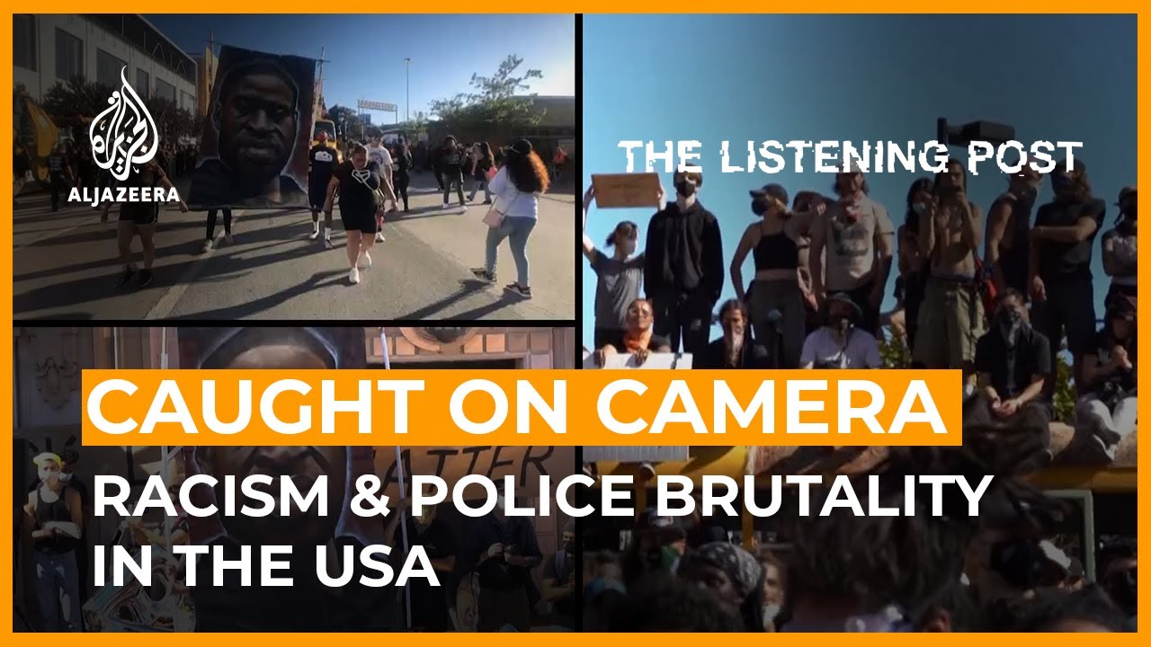 Caught on camera: Police brutality and racism in Trump's America | The Listening Post (Full) - Al Jazeera English