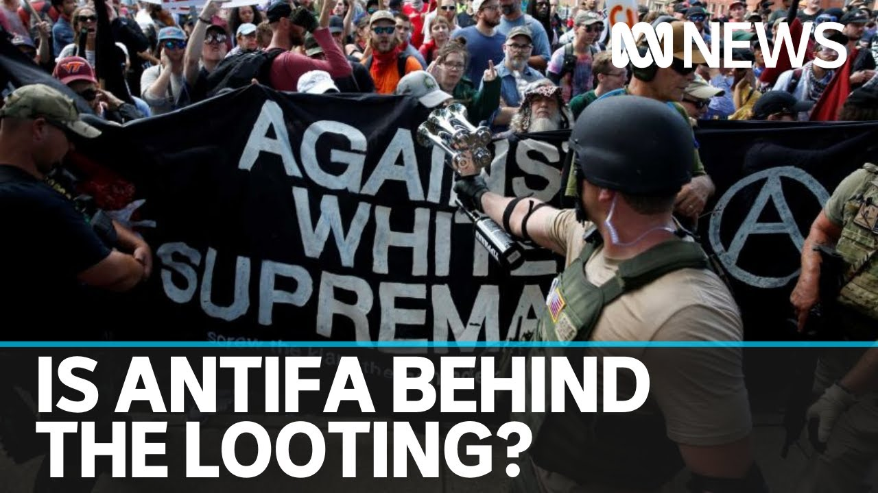 What is Antifa and are they 'domestic terrorists'? | ABC News - ABC News (Australia)