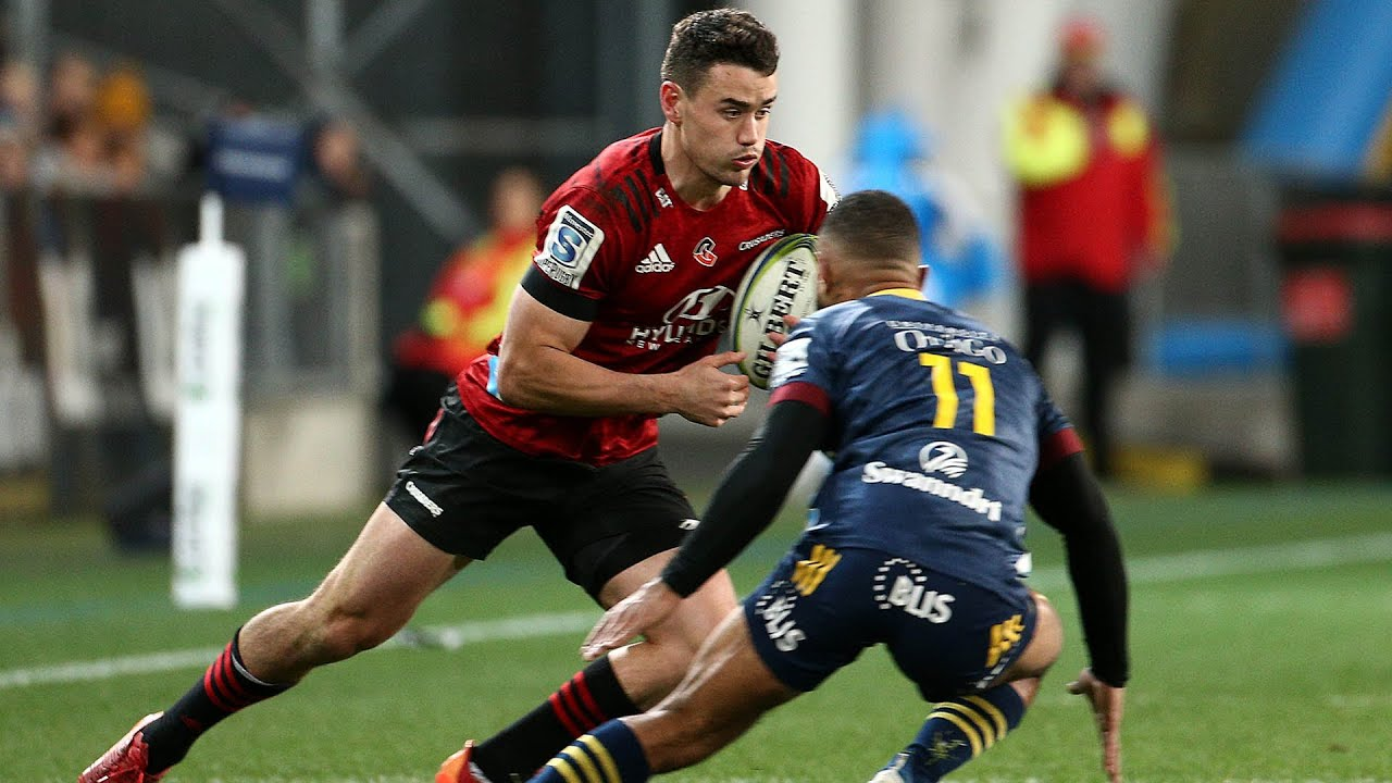 2020 Super Rugby Aotearoa Round Four: Crusaders vs Highlanders - Rugby.com.au