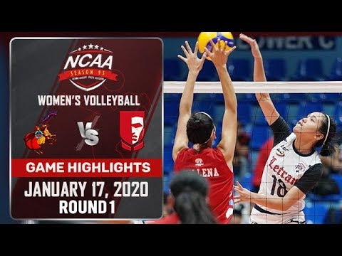 CSJL vs. EAC - January 17, 2020 | Game Highlights | NCAA 95 WV - ABS-CBN Sports