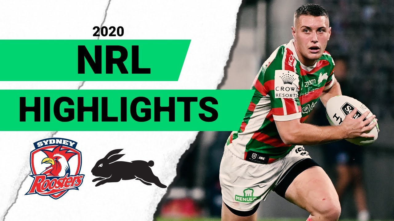 Roosters v Rabbitohs | Round 3 2020 Match Highlights | Telstra Premiership | NRL - NRL - National Rugby League