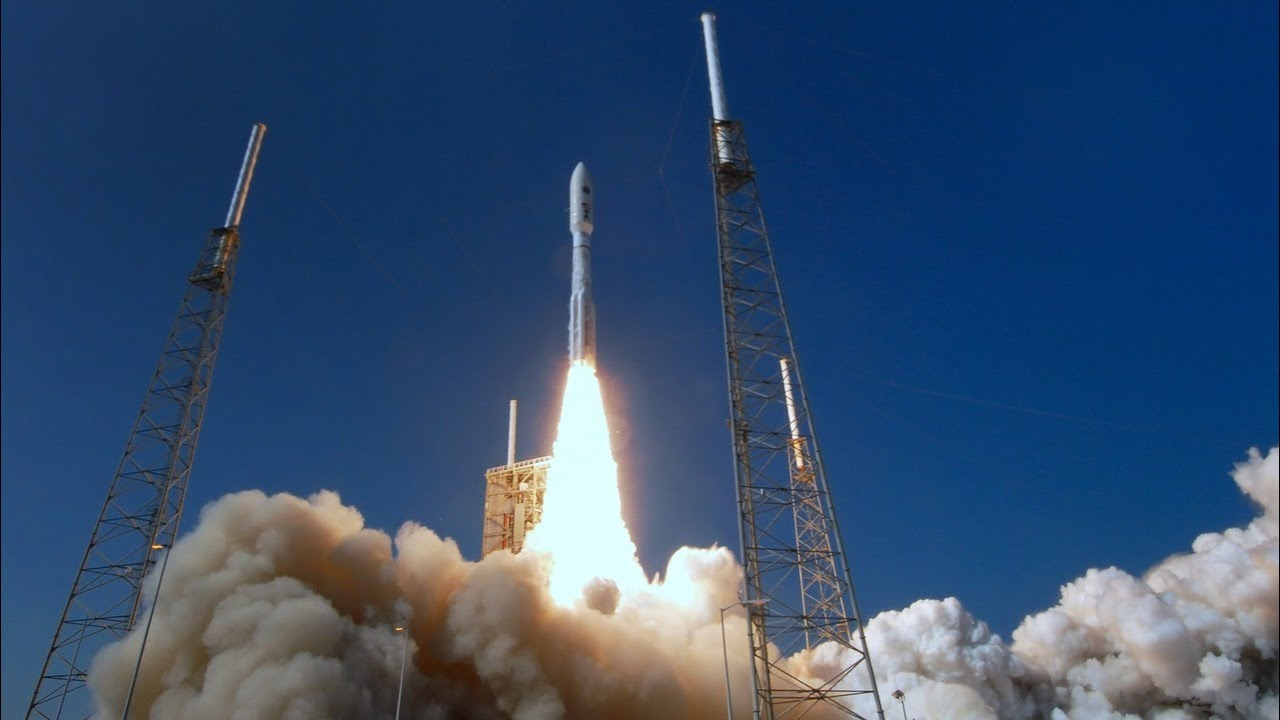 SpaceX rocket successfully launches - Sky News Australia