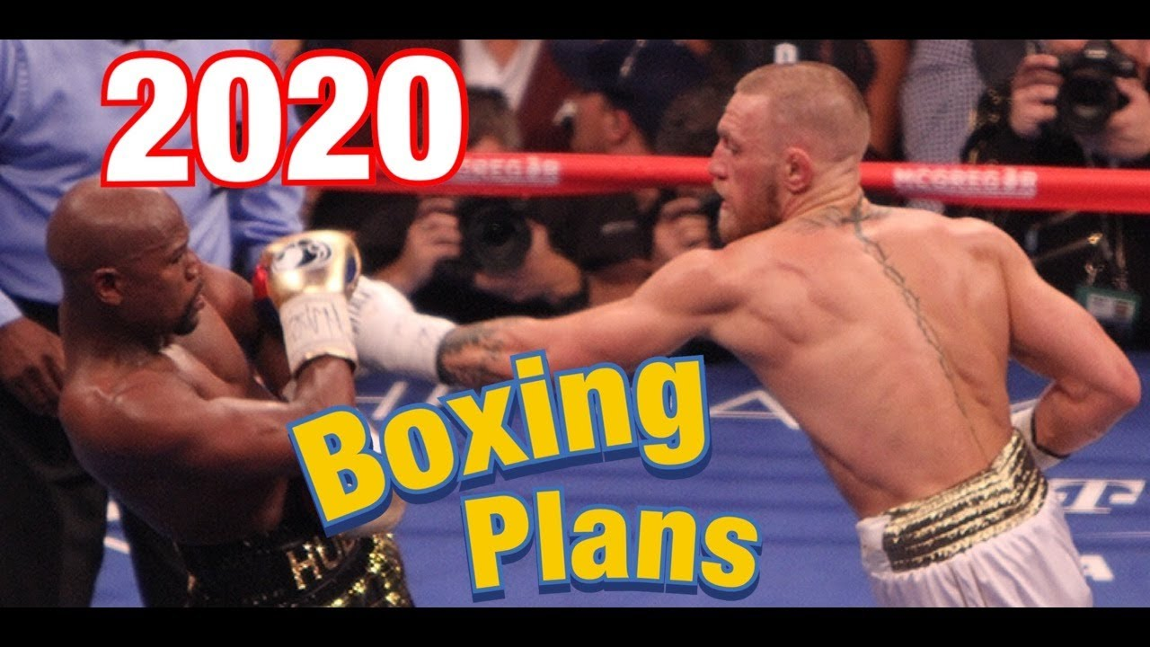 Conor McGregor lays out his plans for Boxing (UFC 246) - MMAWeekly.com