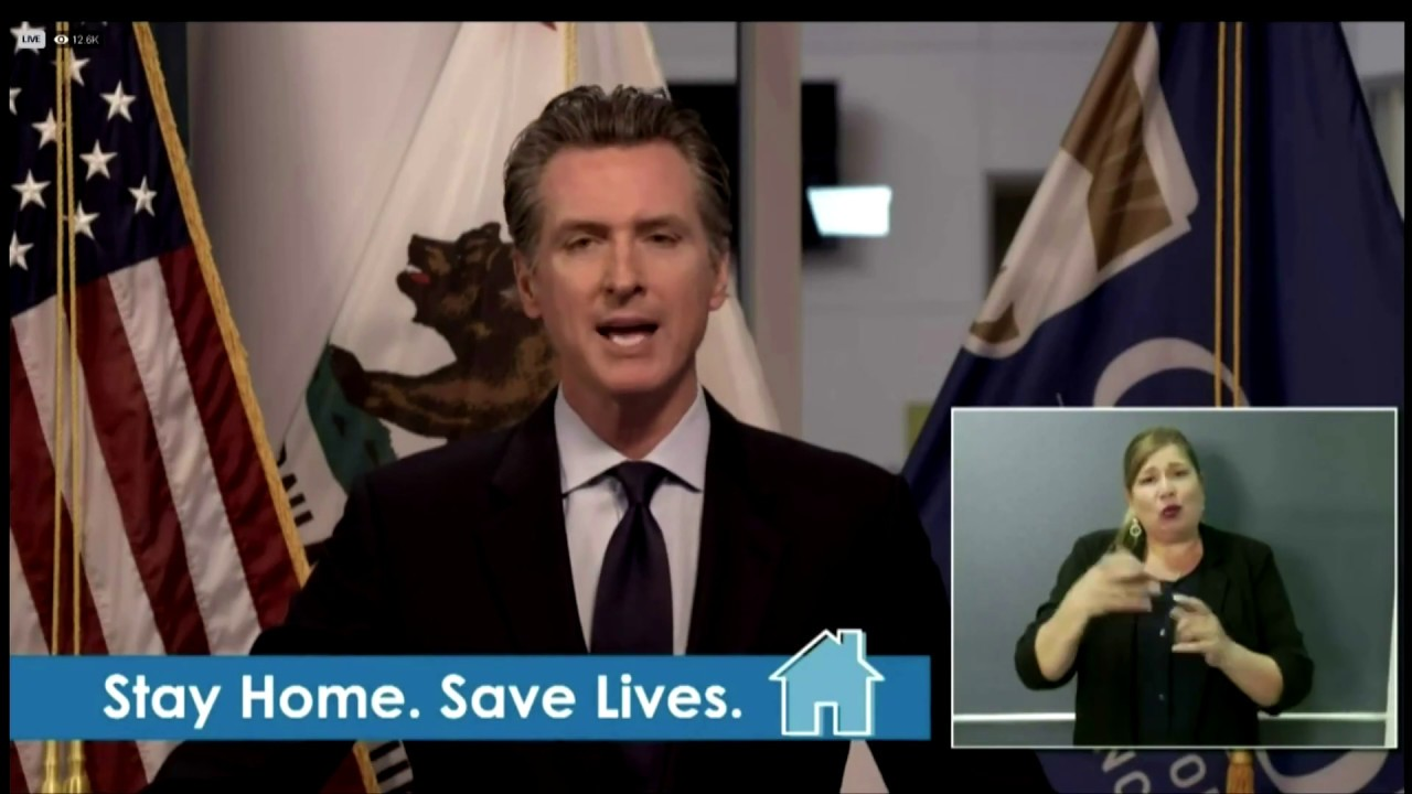 Half of Californians that tested positive are between ages 18-49, Governor Newsom says - Reuters
