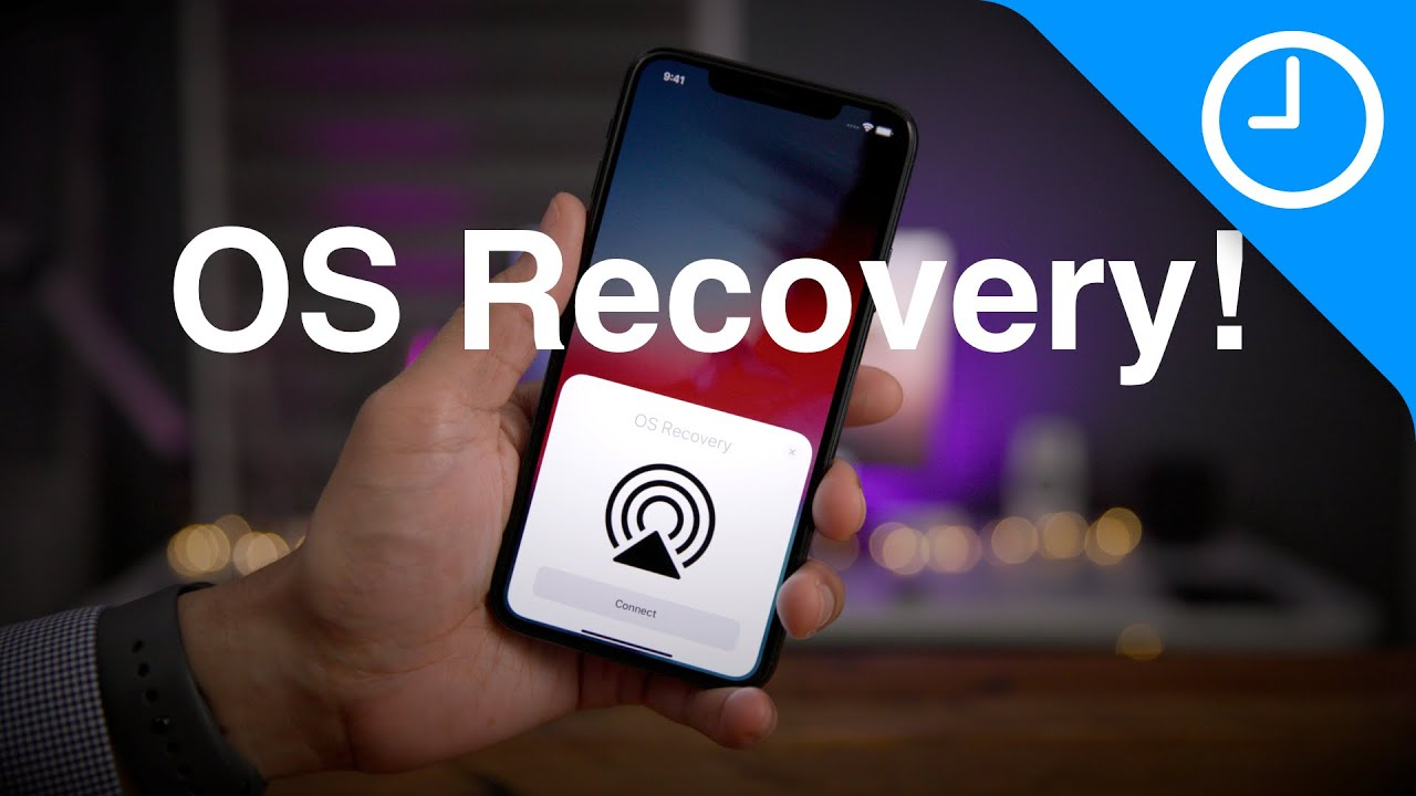 iOS 13.4 Beta 3: New OS Recovery feature spotted to recover iPhone without Mac or PC - 9to5Mac