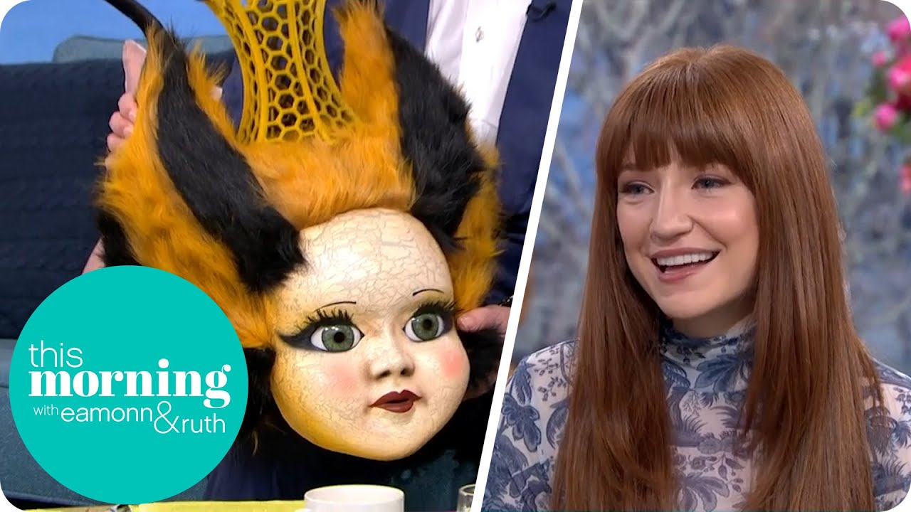 Queen Bee Nicola Roberts Fresh From Masked Singer Win | This Morning - This Morning