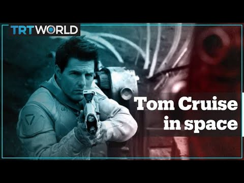 Tom Cruise to shoot movie at International Space Station - TRT World