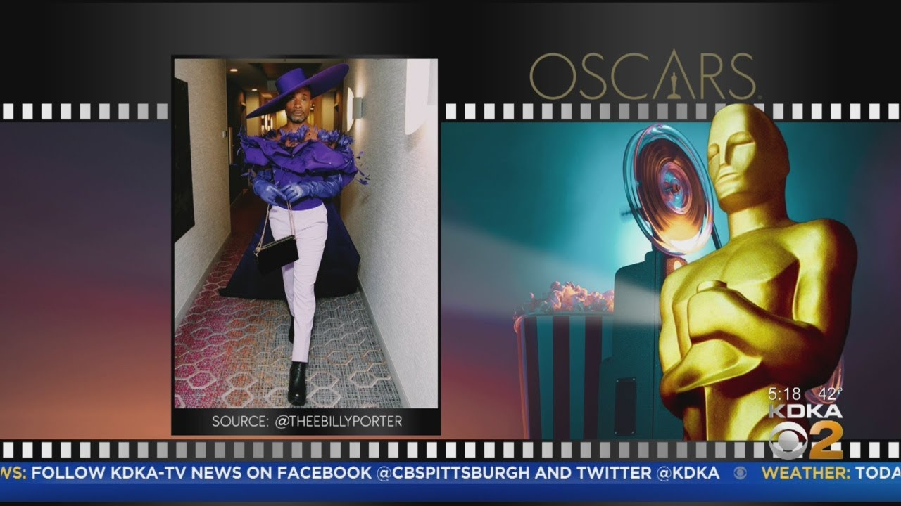 Billuy Porter Makes Fashion Splash At The Academy Awards - CBS Pittsburgh
