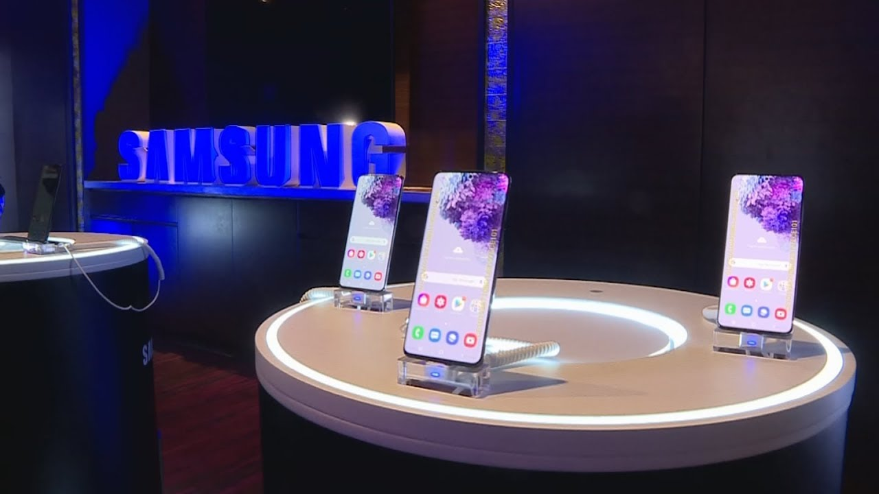 Samsung unveils Galaxy S20 line, foldable smartphone - CNN Philippines