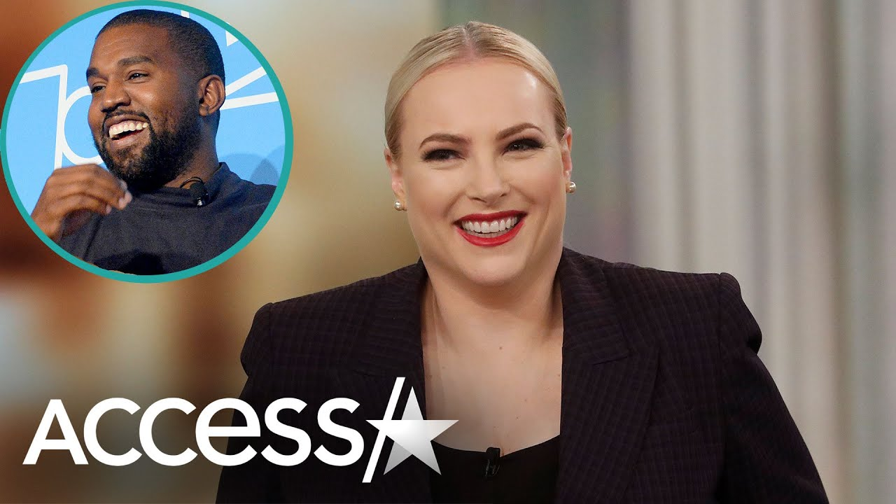 Meghan McCain Slams Kanye West's Presidential Bid - Access
