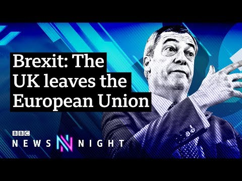 Nigel Farage: 'Brexit is the greatest moment in modern British history' - BBC Newsnight - BBC Newsnight