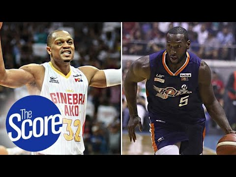 Who REALLY Deserves The Best Import Award? Brownlee or Durham? | The Score - ABS-CBN Sports