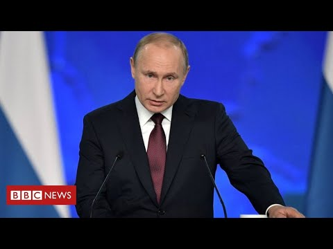 Coronavirus - fears that Russia's President Putin has been exposed to infection - BBC News - BBC News