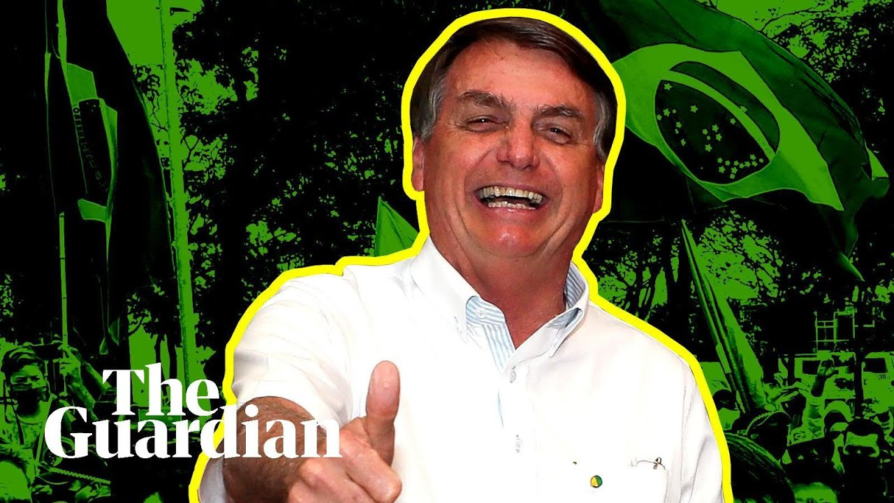 How Bolsonaro downplayed Covid-19 before, and after, he contracted the virus - Guardian News