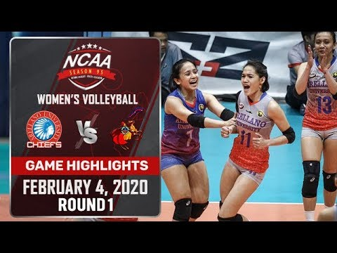 AU vs. CSJL - February 4, 2020 | Game Highlights | NCAA 95 WV - ABS-CBN Sports