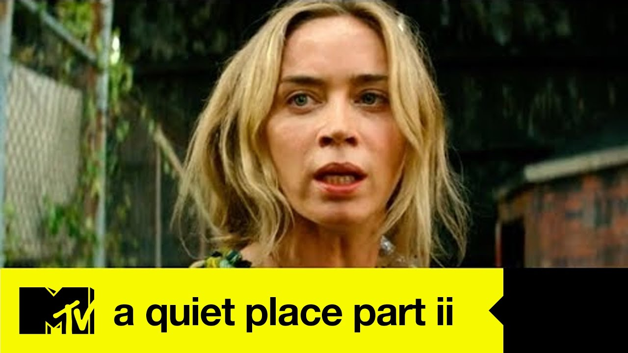 A Quiet Place Part II | Official Trailer | MTV Movies - MTV International