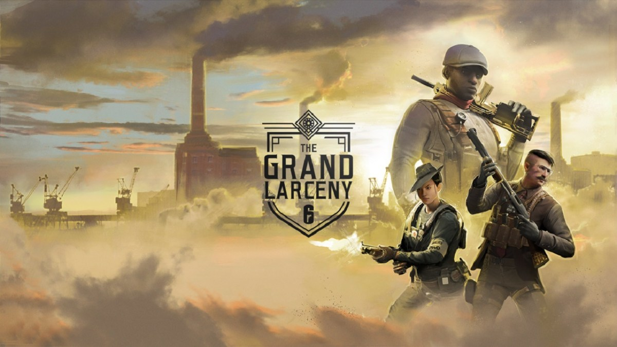 "RAINBOW SIX SIEGE – neues limitiertes Event ""The Grand Larceny"" gestartet - Play Experience"