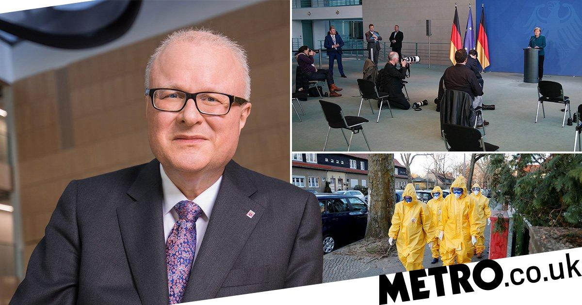 German politician 'kills himself over coronavirus crisis worries' - Metro.co.uk
