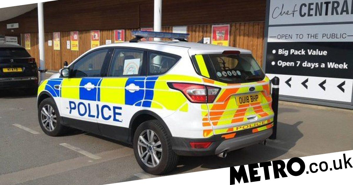 Cambridge Police are now deciding what count as 'essential aisles' at Tesco - Metro.co.uk