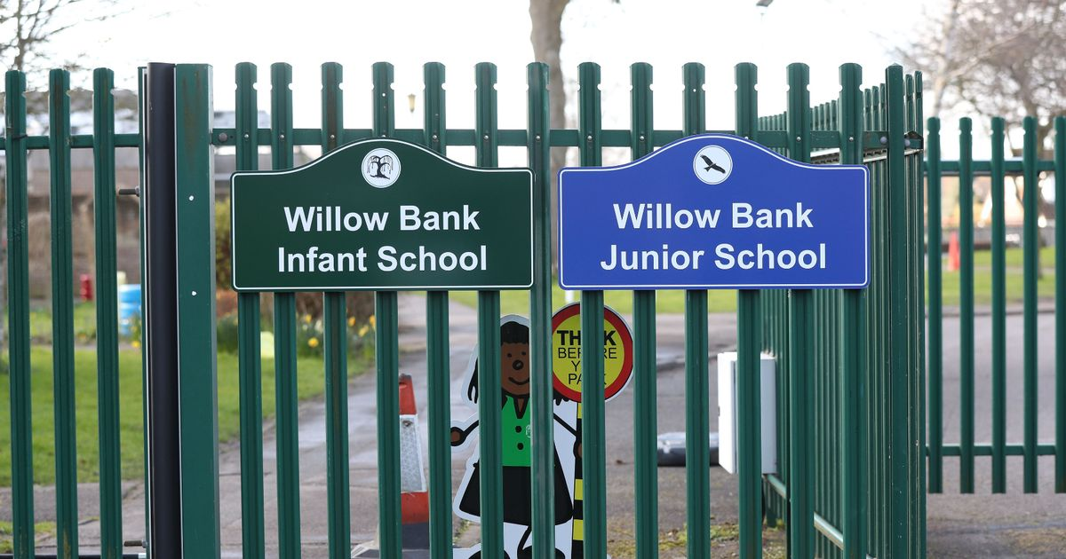 Willow Bank Junior School to close after confirmed coronavirus case at infants - Get Reading