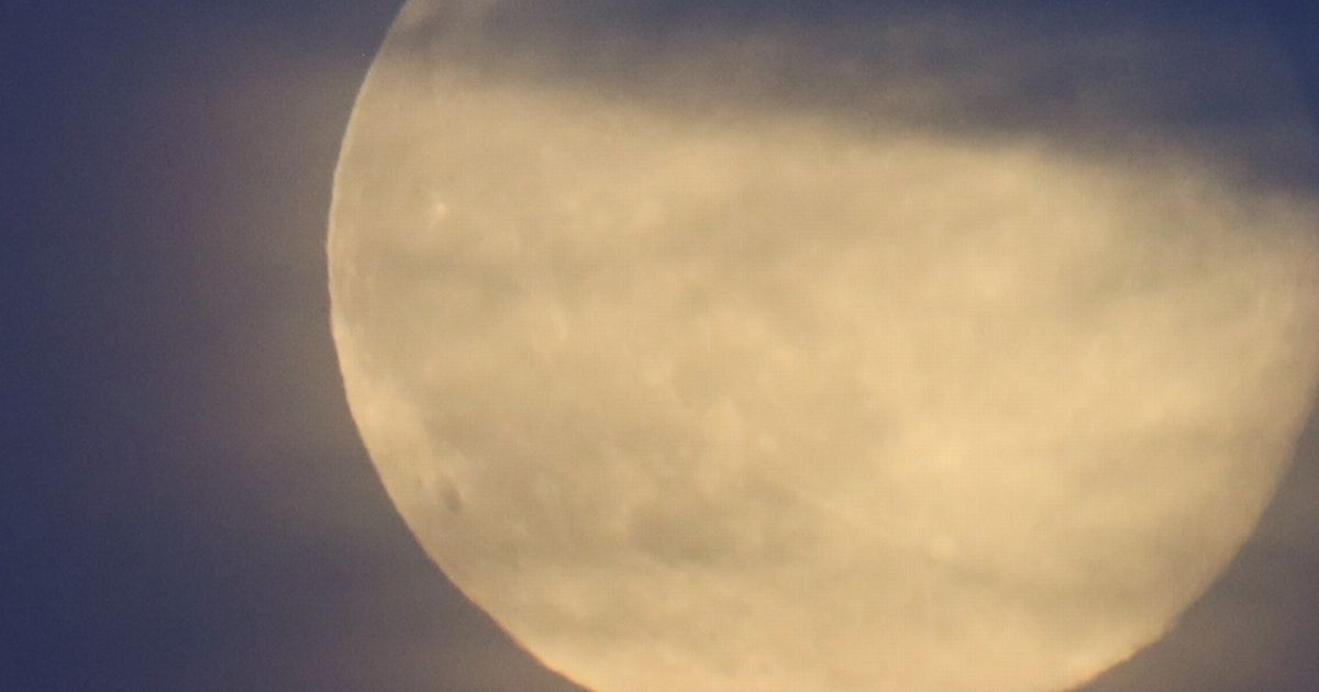 Full Strawberry Moon to light night sky - this is when to see it - Kent Live