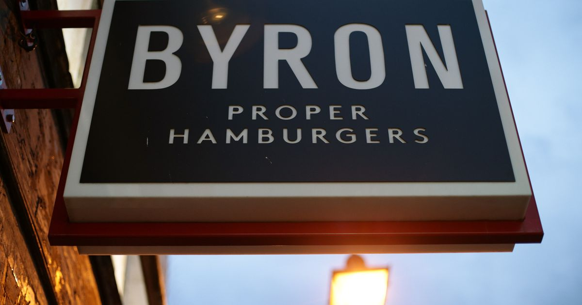 Byron Burger faces collapse with administrators set to be appointed - Kent Live