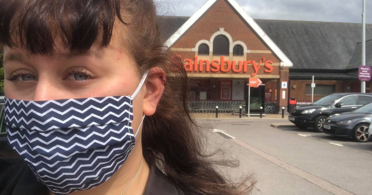 I visited Sainsbury's, Asda and Aldi on the first weekend facemasks were mandatory - it wasn't what I expected - Kent Live