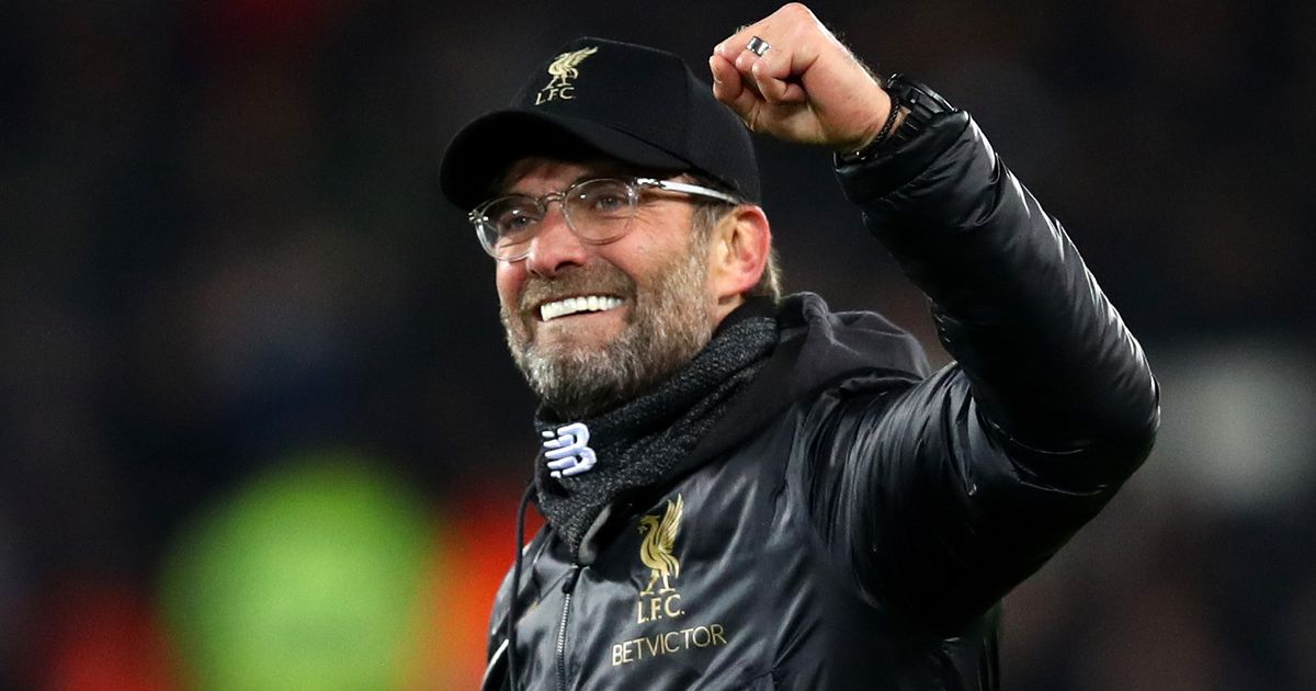 Jurgen Klopp names game that was 'most difficult challenge' of his life - it's not Barcelona - Liverpool Echo