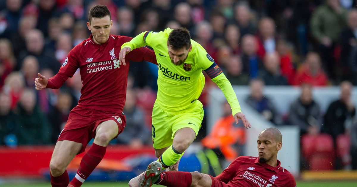 Andy Robertson explains Lionel Messi regret and provides insight on Liverpool's Sadio Mane decision - Liverpool Echo