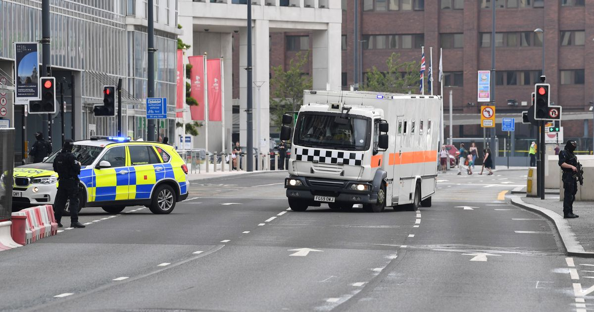 Armed convoy that put city streets on lockdown cost police £215,000 - Liverpool Echo