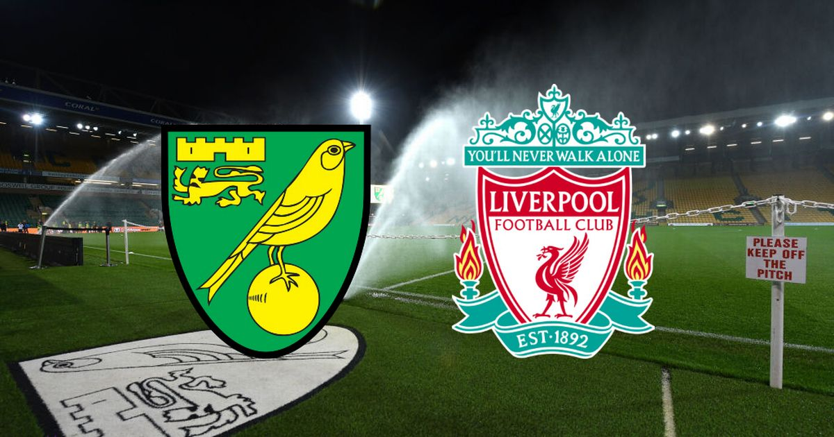 Norwich City vs Liverpool LIVE - team news, line ups, kick-off time, commentary stream and score - Liverpool Echo